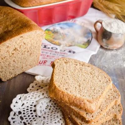 Trader Joe's Copycat Harvest Whole Wheat Bread