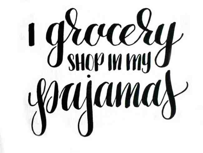 Type: I Grocery Shop in my Pajamas - Smith's Clicklist