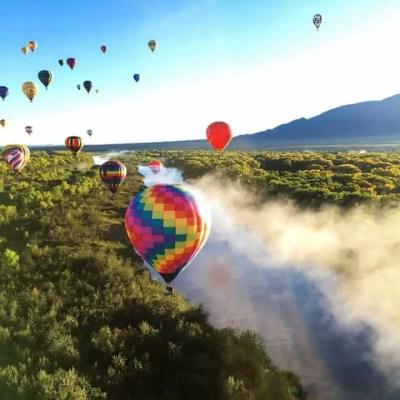 Balloon Fiesta Recap and a Survey Winner Chosen!