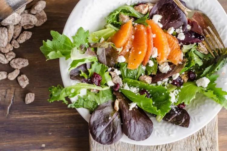 Feta Citrus Salad