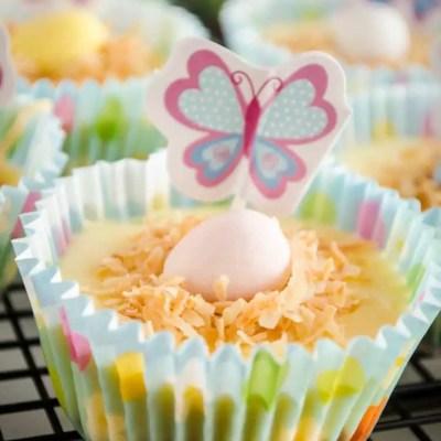 Strawberry Mini-Cheesecakes