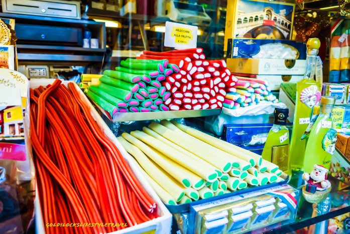 Sweet souvenirs in Venice