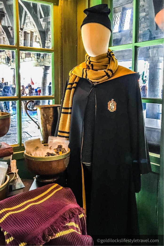 Fancy to join Hogwarts School of Witchcraft and Wizardry? Universal Studios Japan