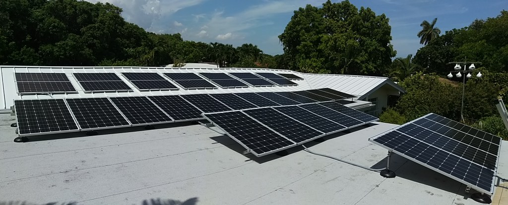 10.26 kW Residential PV System in South Miami