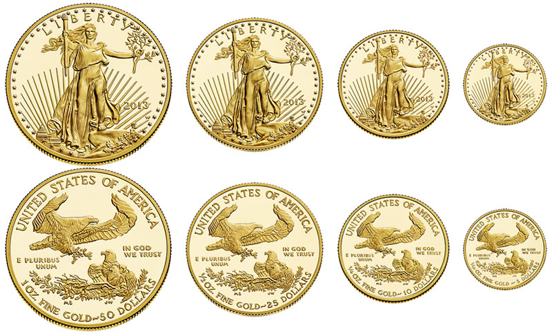 The American Gold Eagle Coin Gold Ira Guide