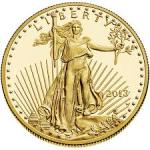 Top 5 Gold Coins for Investors