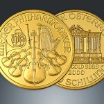 Austrian Philharmonic coins carried a face value in Austrian shillings until 2002.