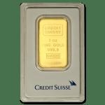 Credit Suisse Gold Bars