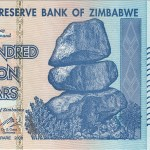 Any value can be printed on paper currency...consider the 100,000,000,000,000 note from Zimbabwe.