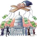 Money has become a plaything of the American Political system - fiscal responsibility is anathema to the process