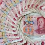 The Chinese seem to be joining the race to the bottom of currency value.