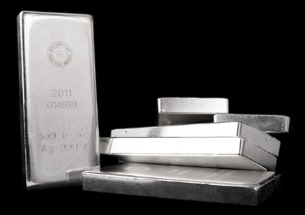title RCM silver bar mint