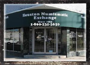 Houston Numismatic Exchange
