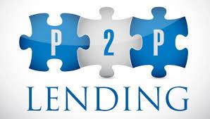 PeerToPeerLending Logo Image
