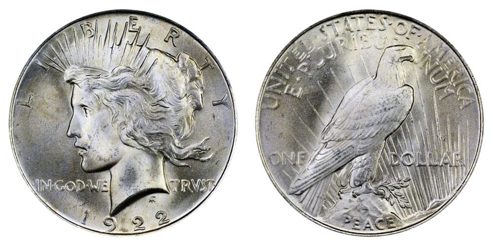 1922-peace-silver-dollar