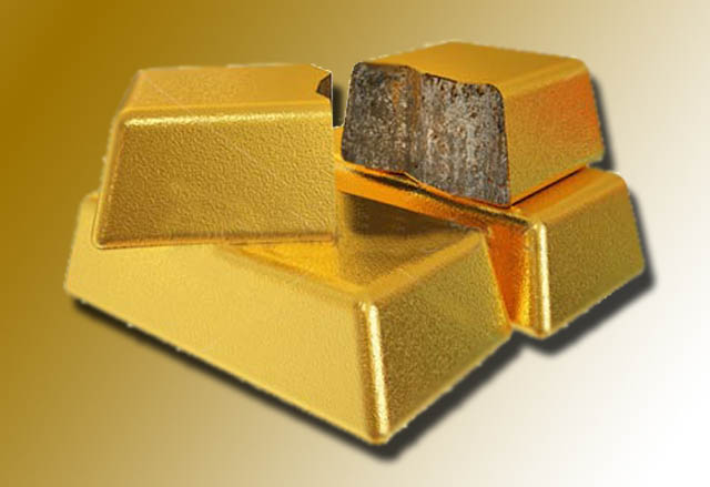 Is Your Gold Bar Real Find Out By Following These