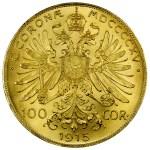 Austrian Gold 100 Coronas