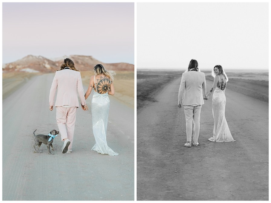 2018 08 05 0022 - Issy + Zac, Coober Pedy Elopement