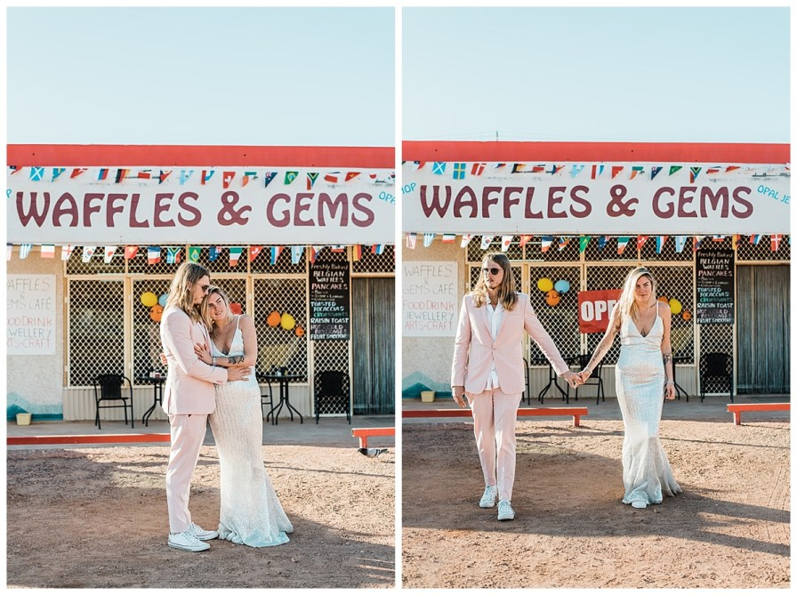 2018 08 05 0043 - Issy + Zac, Coober Pedy Elopement