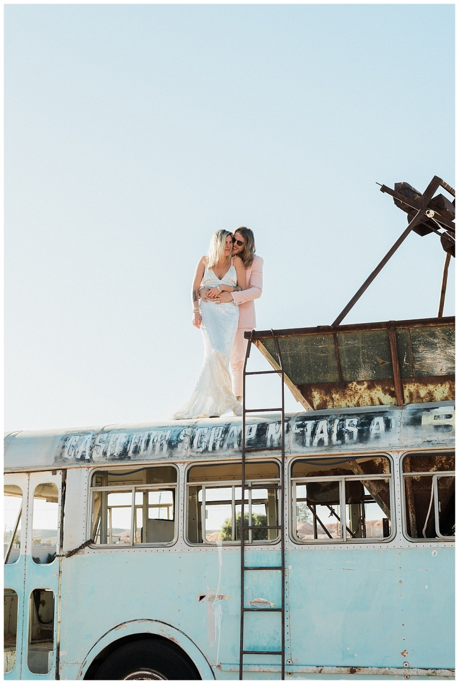 2018 08 05 0051 - Issy + Zac, Coober Pedy Elopement