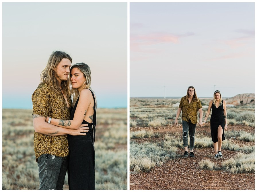 2018 08 05 0077 - Issy + Zac, Coober Pedy Elopement