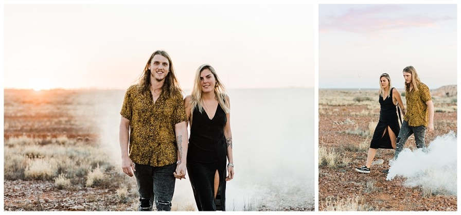 2018 08 05 0085 - Issy + Zac, Coober Pedy Elopement