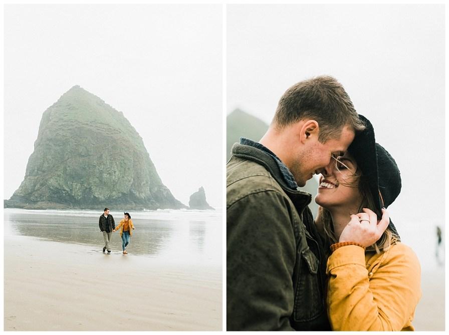 2019 01 03 0001 - Brooke + Ethan, Cannon Beach