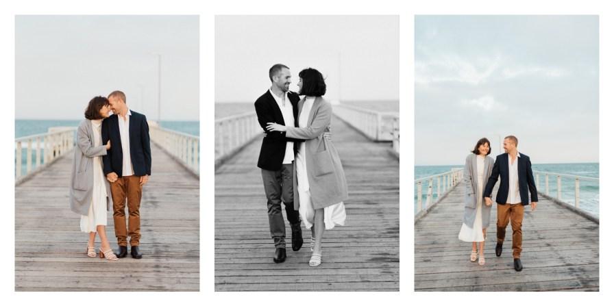 adelaidephotographer 0044 - Renee + Nic, Henley Beach Elopement