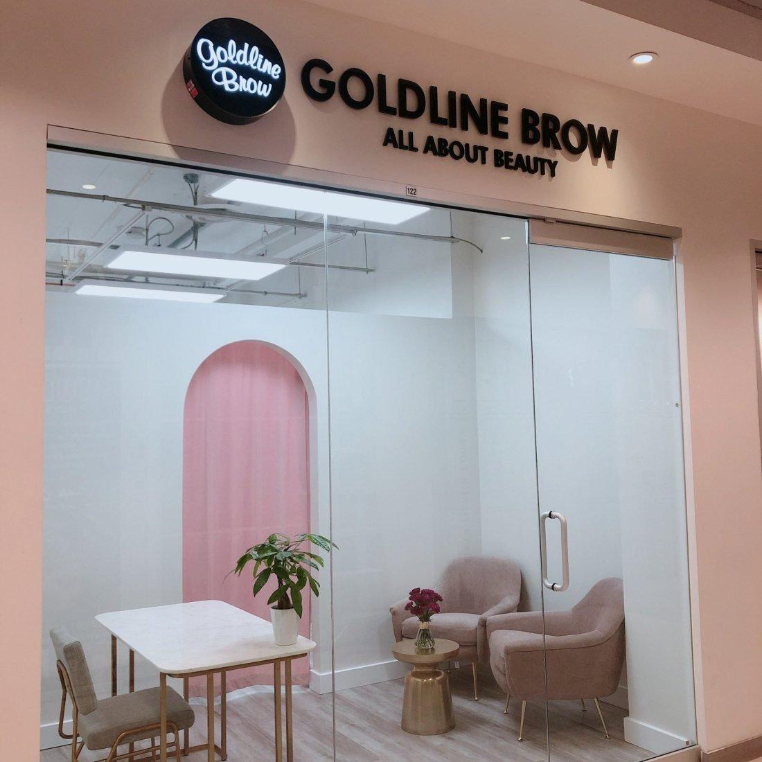 Goldline Brow