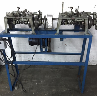 2393-100 Fico Dual Cuban Link Chain Making Machines On ...