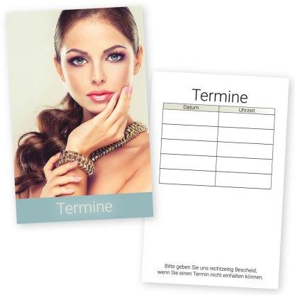 Terminkarte Kosmetik BEAUTY STYLE