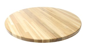 Table Top Mixed Variety Oak Natural Finish