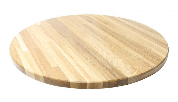 Table Top Mixed Variety Oak Natural Finish
