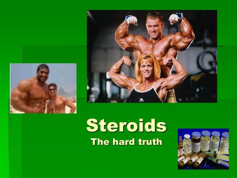 Truth About Steroids