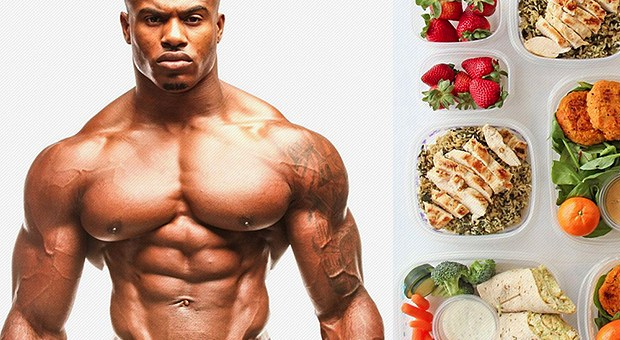 bodybuilding meal plan