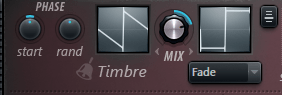 Harmor Side B Timbre Mix