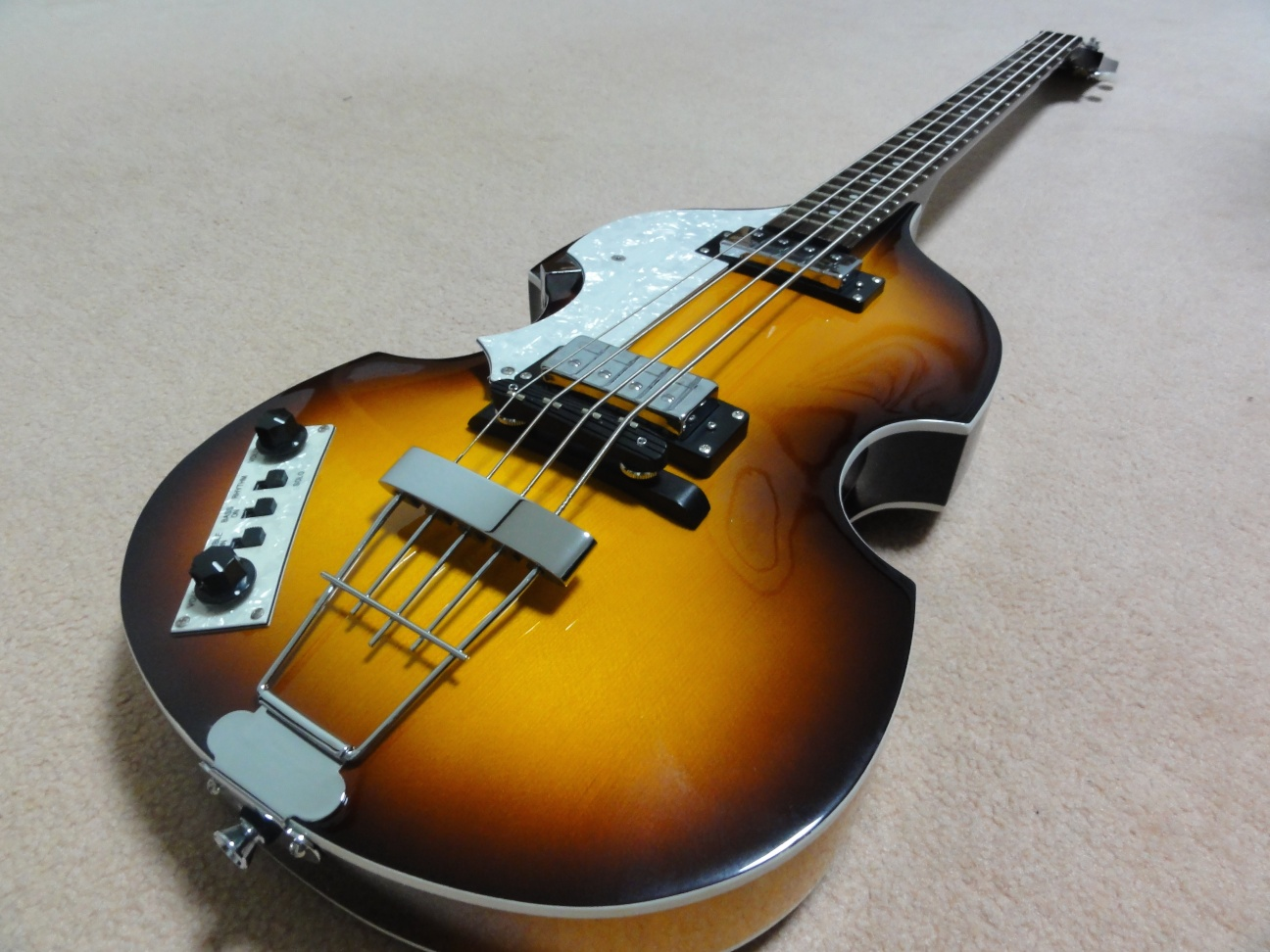 Hofner Ignition Bass-L