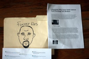 Forney Files
