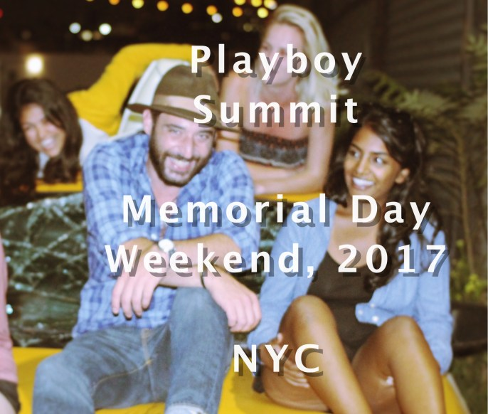 Playboy Summit 2017: NYC (videos)