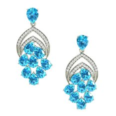 Shop Topaz Earrings