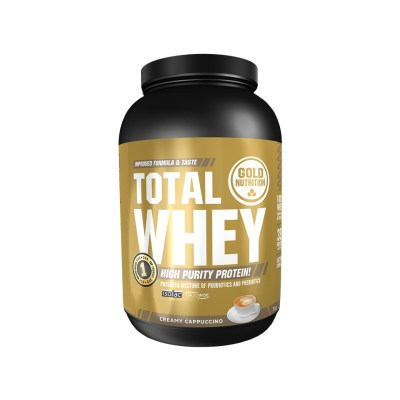 Total Whey 1kg Cappuccino