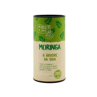 Moringa Bio em pó Super Alimento