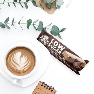 Low Sugar 30g Dark Chocolate GoldNutrition