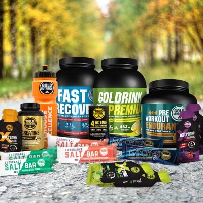 Endurance Premium Kit GoldNutrition