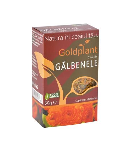 Ceai de Galbenele 50g