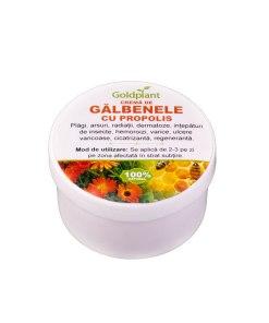 Crema de Galbenele cu propolis 50ml