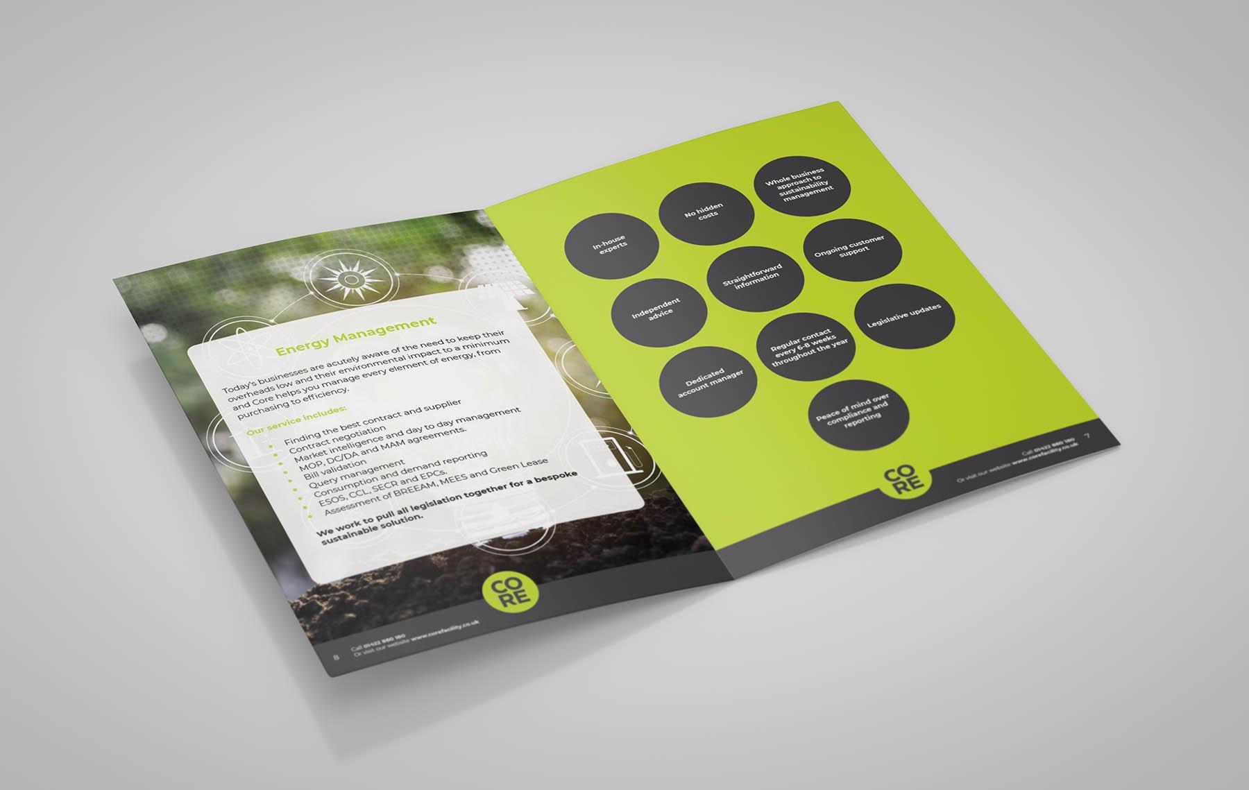 Sustainability Leaflet