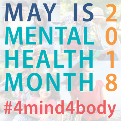 Image result for 2018 mental health awareness month pictures