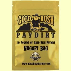 NUGGET BAG!  PLENTY O' NUGGETS – 10 POUNDS
