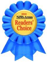 2012 Readers' Choice Award Winner
